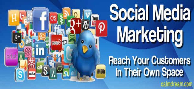 Social Media Marketing Definition feature