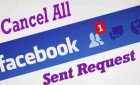 How to Cancel all Sent Friend Requests on Facebook by one Click